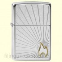 Зажигалка Zippo 207.460 Radiant Flame