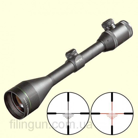 Оптический прицел Pentax Gameseeker II 3-9х50 LPP