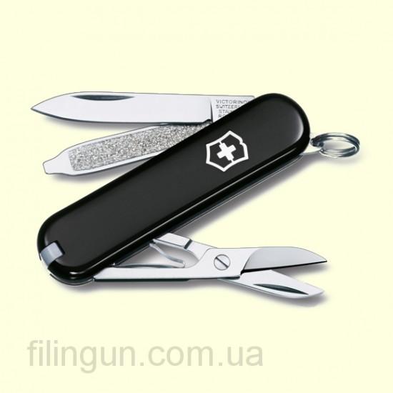 Нож Victorinox Classic SD 0.6223.3 Black