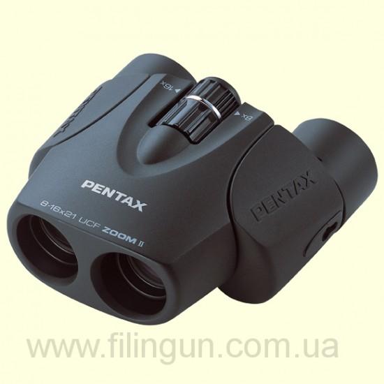 Бінокль Pentax UCF ZOOM II 8-16х21