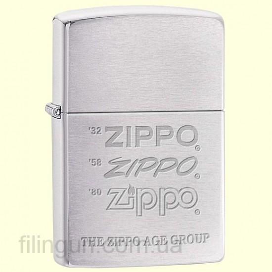 Зажигалка Zippo 167092 Zippo Logo