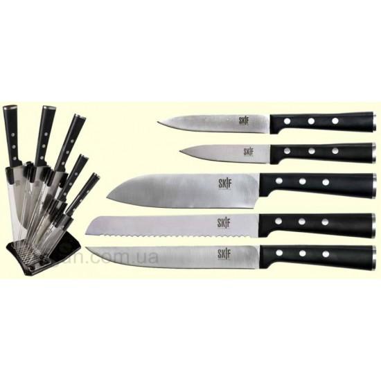 Набор ножей Skif с акриловой подставкой