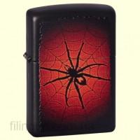 Зажигалка Zippo 218.528 Red Web