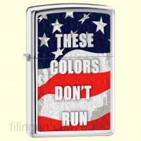 Зажигалка Zippo 28292 These Colours Dont Run