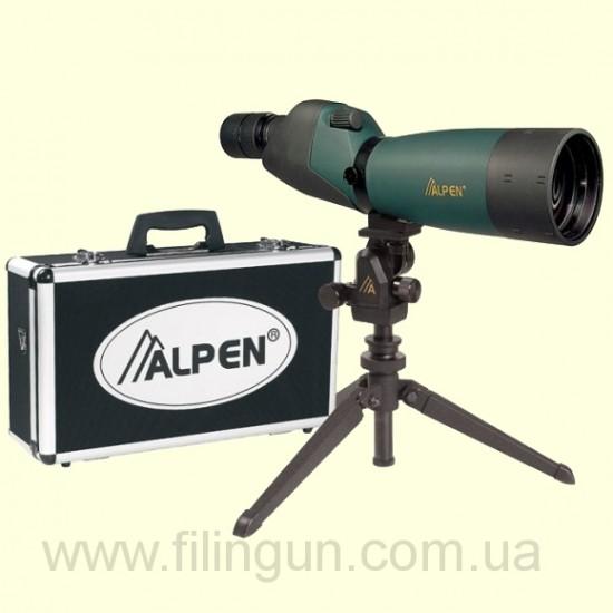 Підзорна труба Alpen 20-60x80 KIT Waterproof