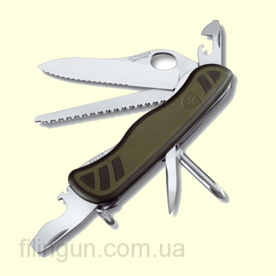 Нож Victorinox Swiss Soldier's Knife 08 0.8461.MWCH