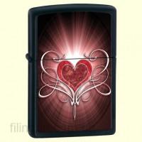 Зажигалка Zippo 28043 Love Heart