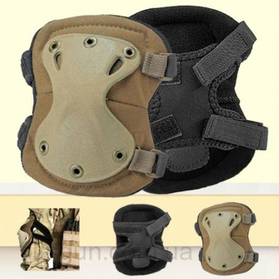 Налокітники тактичні Defcon 5 Elbow Protection Pads Coyote Tan