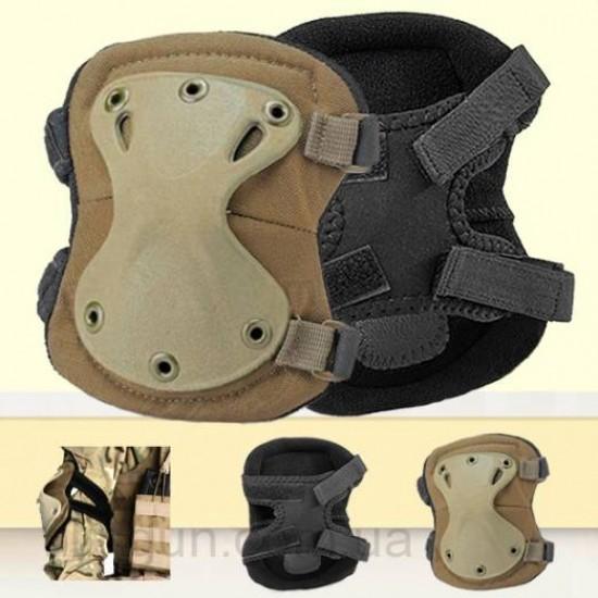 Налокотники тактические Defcon 5 Elbow Protection Pads Coyote Tan