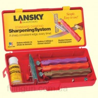 Набор для заточки Lansky Standard Diamond Sharpening System LK3DM
