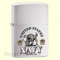 Зажигалка Zippo 24533 U.S. Navy