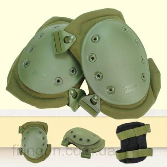 Наколенники тактические Condor KP2: Knee Pad 2 OD