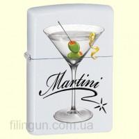 Зажигалка Zippo 28271 BS Martini
