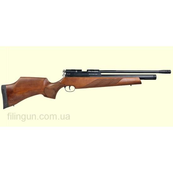 Пневматическая винтовка BSA Scorpion PCP