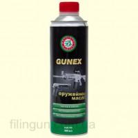 Зброярне масло Klever Ballistol Gunex 2000 500ml