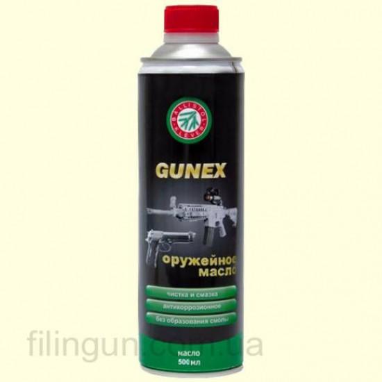 Оружейное масло Klever Ballistol Gunex 2000 500ml