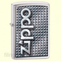 Зажигалка Zippo 28280 3D Abstract Emblem