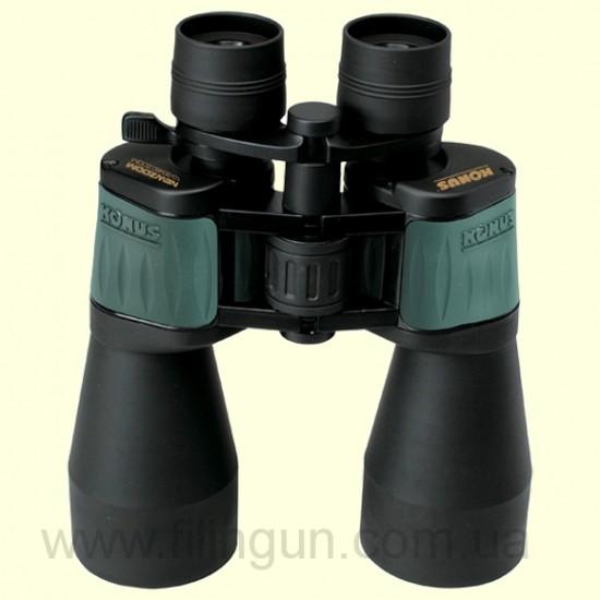 Бінокль Konus NEWZOOM 10-30x60  ZOOM