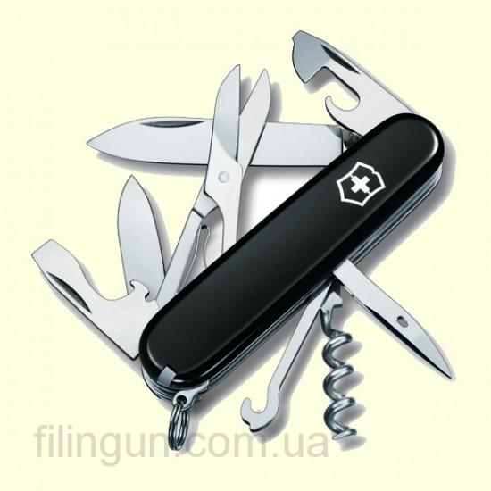 Нож Victorinox Climber 1.3703.3 Black - фото