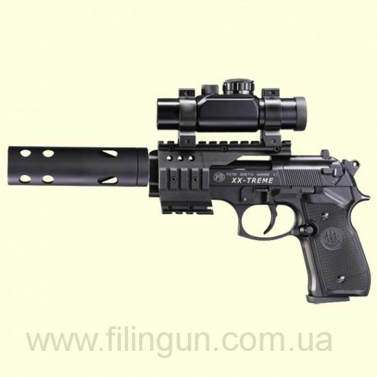 Пневматичний пістолет Beretta M 92 FS XX-Treme