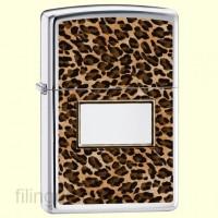Зажигалка Zippo 28047 Leopard Print