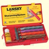 Набір для заточки ножів Lansky Deluxe Diamond Sharpening System LKDMD