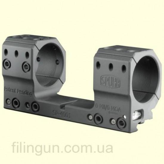 Крепление Spuhr SP-4001 моноблок 34 мм