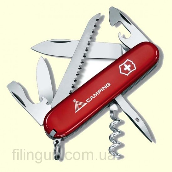 Нож Victorinox Camper Camping 1.3613.71