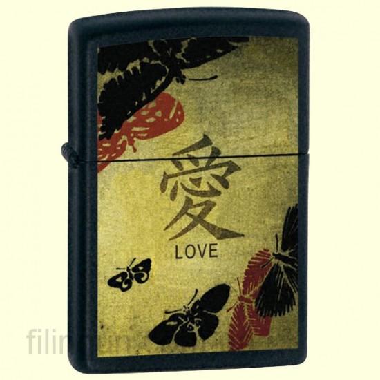 Зажигалка Zippo 20839 Love