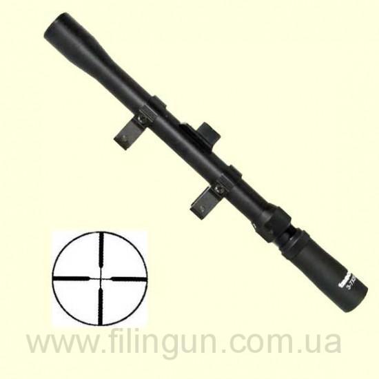 Оптичний приціл Tasco 3-7x20