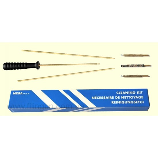 Набор Umarex для чистки пневматического оружия кал. 4.5 мм