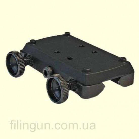 Крепление GFM под коллиматорный прицел Docter Sight на планку 8 мм
