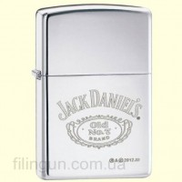 Зажигалка Zippo 250JD.321 Jack Daniels Logo