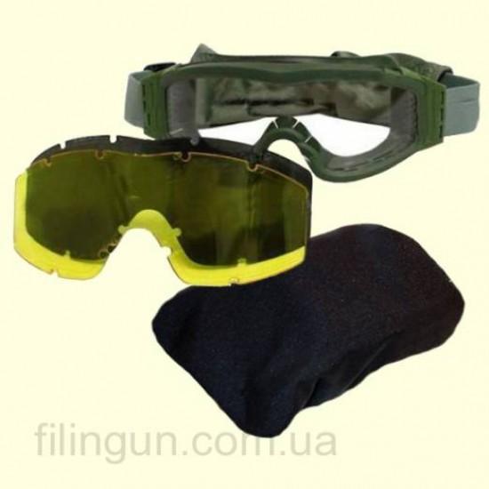 Тактичні окуляри  балістичні 0772f1c316593