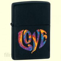 Зажигалка Zippo 28045 Colourful Love