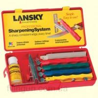 Набір для заточки ножів Lansky Professional Sharpening System LKCPR