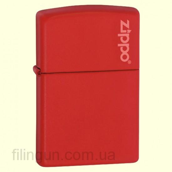 Зажигалка Zippo 233 ZL Red Matte