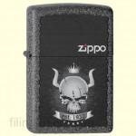 Запальничка Zippo 28660 Skull Crown 1932