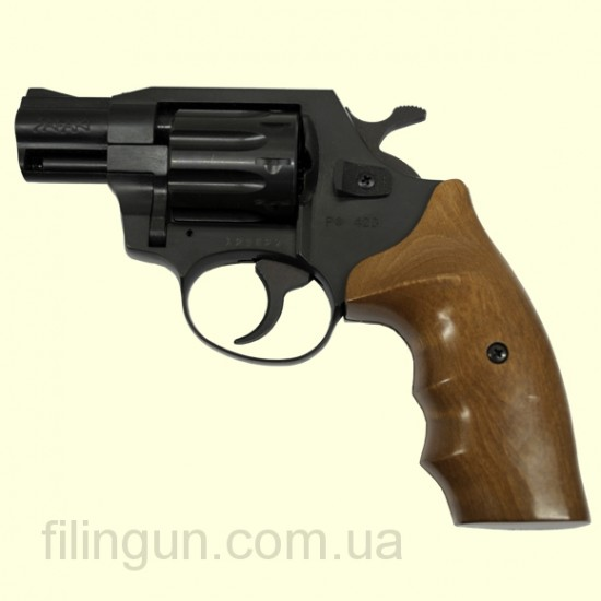 Револьвер под патрон Флобера Safari (Сафари) РФ 420 орех