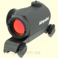 Коліматорний приціл Aimpoint Micro H-1 в комплекті з оригінальним Blaser SM кріпленням