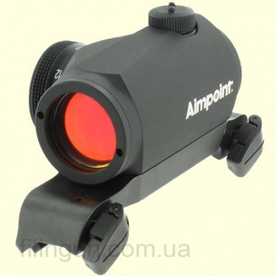Коллиматорный прицел Aimpoint Micro H-1 в комплекте с оригинальным Blaser SM креплением
