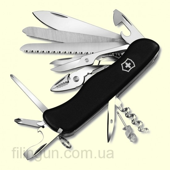 Нож Victorinox WorkChamp 0.9064.3 Black
