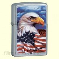 Зажигалка Zippo 24764 MAZZI Freedom Watch