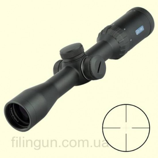 Оптичний приціл Hawke Endurance LER 2-7x32 (30/30 Centre Cross IR)