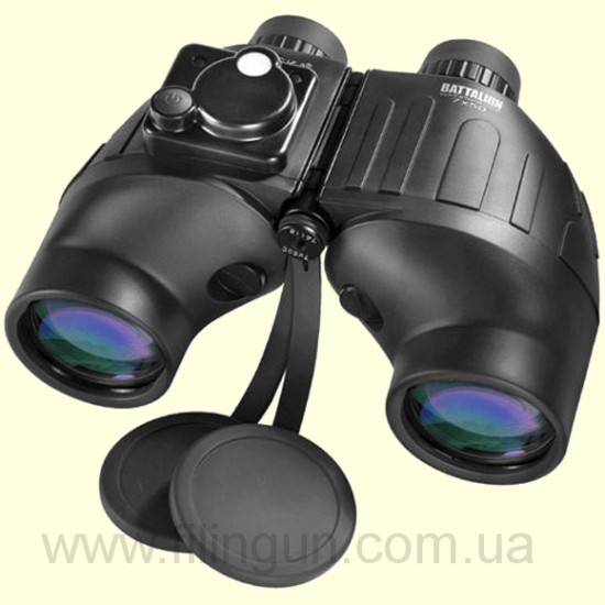 Бінокль Barska Battalion 7x50 WP/RT/Compass Illuminated