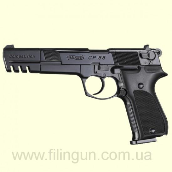 Пневматичний пістолет Walther CP88 6 Competition