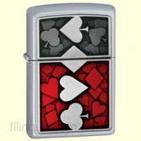 Зажигалка Zippo 24850 Card Suits