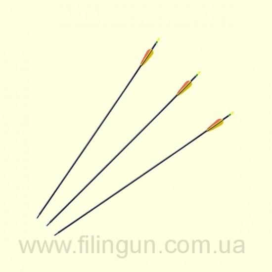 """Стріла фиброглас для лука Poe Lang 26"""" PL/D-047"""