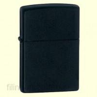 Зажигалка Zippo 218 Black Matte