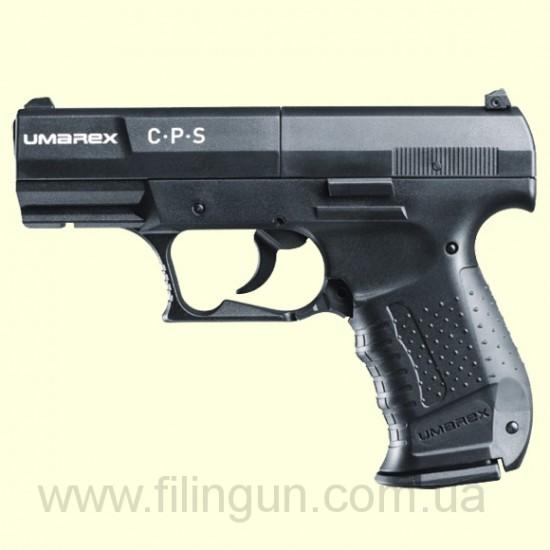 Пневматический пистолет Umarex CPS - фото